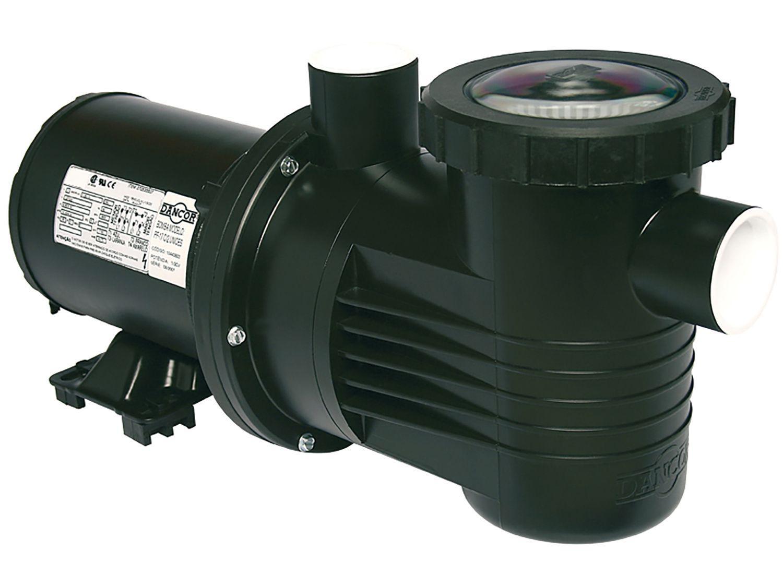 Bomba de Água para Piscina Elétrica - Auto Escorvante Dancor 183,875W 1800L/Hora PF-1