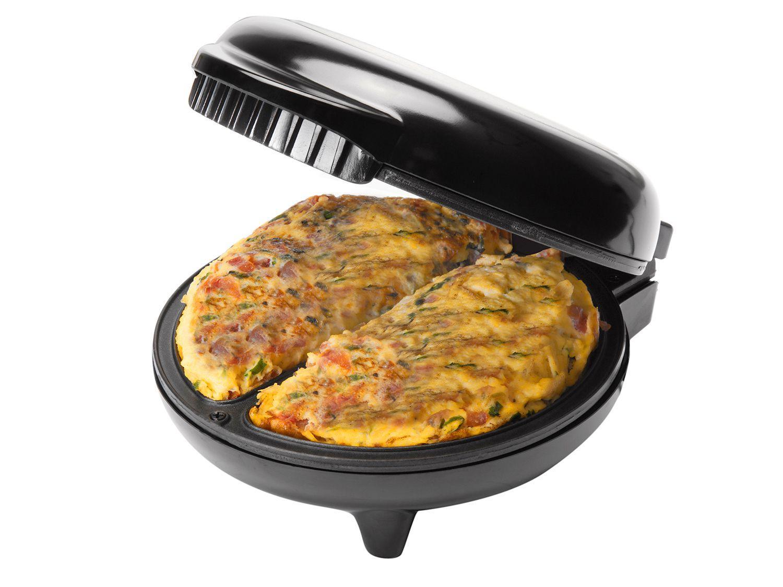 Omeleteira Elétrica Lenoxx Preta - Gourmet Inox
