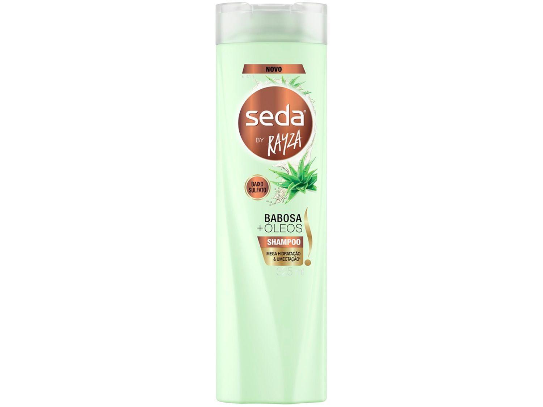 Shampoo Seda By Rayza Babosa + Óleos - 325ml