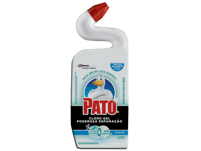 Pato Cloro Gel Desinfetante - 500ml