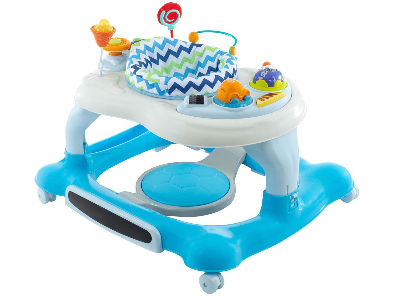 Andador para Bebê 4 em 1 Goal Walker Cosco - com Bandeja Musical