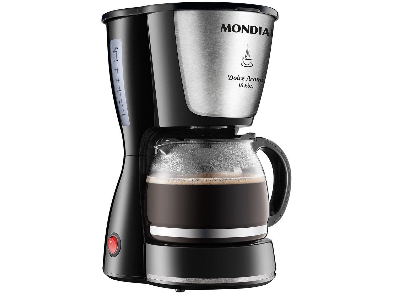Cafeteira Elétrica Mondial Dolce Arome C-30 18X - 18 Xícaras