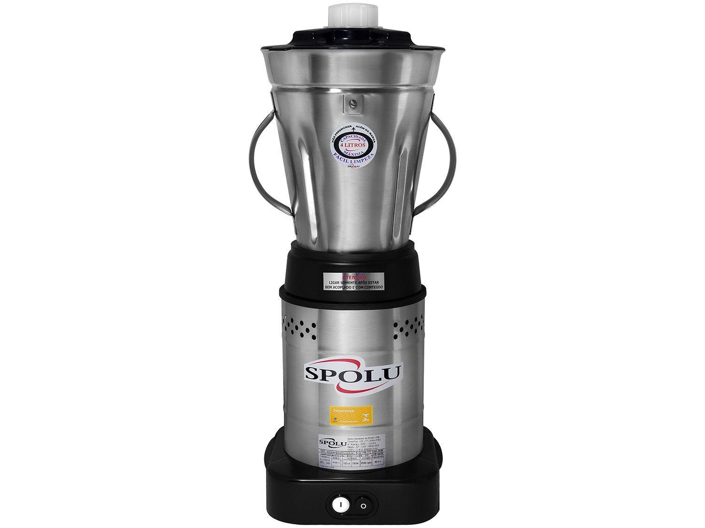 Liquidificador Industrial 4L Inox Spolu SPL-049W - 700W