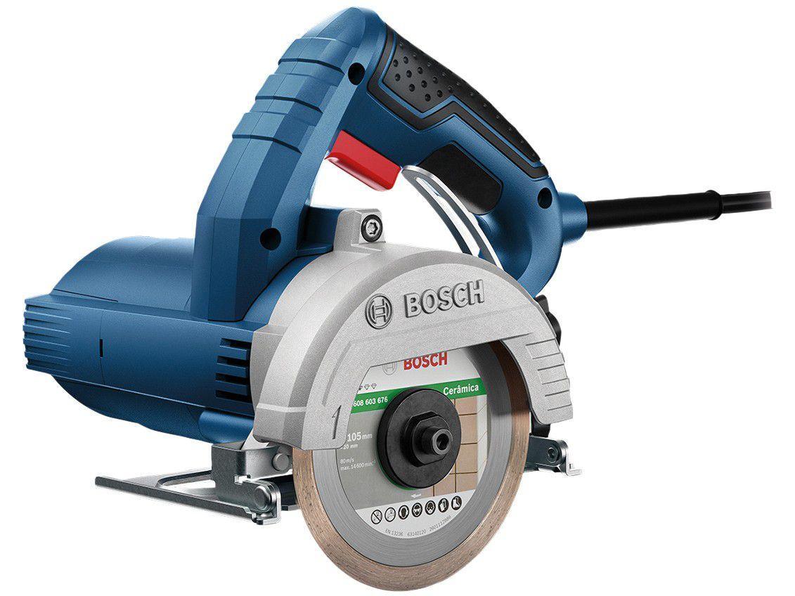 Serra Mármore Bosch GDC 151 Premium 125mm - 1500W 12200RPM