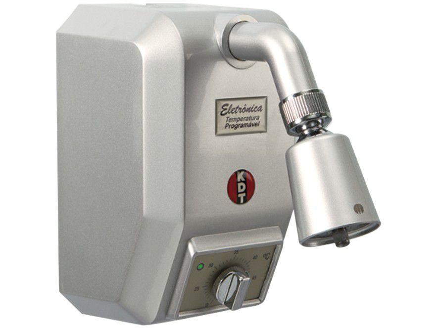 Ducha KDT 2125 8800W - Multitemperatura Prata