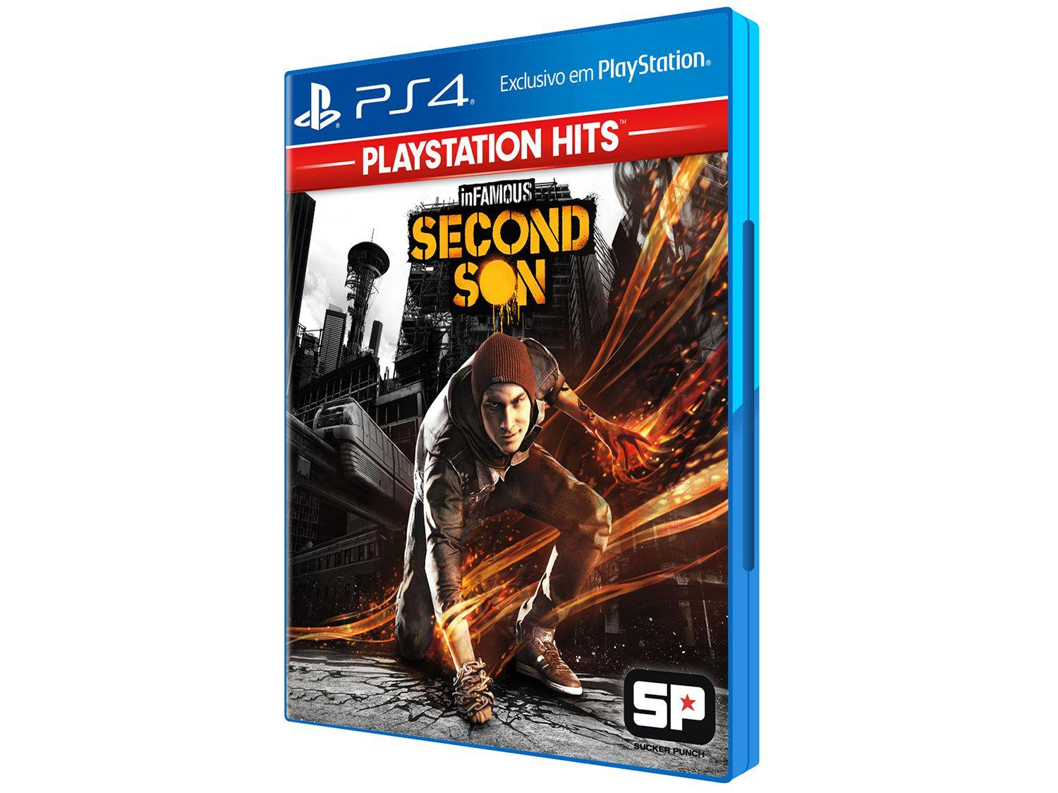 inFAMOUS Second Son para PS4 - Sucker Punch