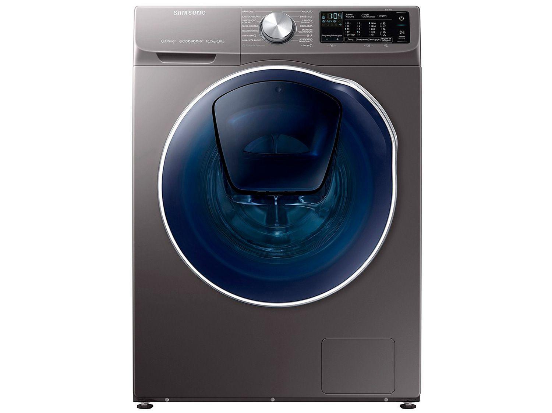 Lava e Seca Samsung 10,2kg WD10N64FOOX/AZ - 14 Programas de Lavagem