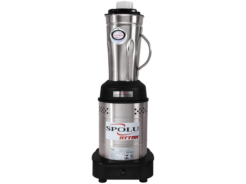 Liquidificador Industrial 2 Litros Attak - Baixa Rotação 700W