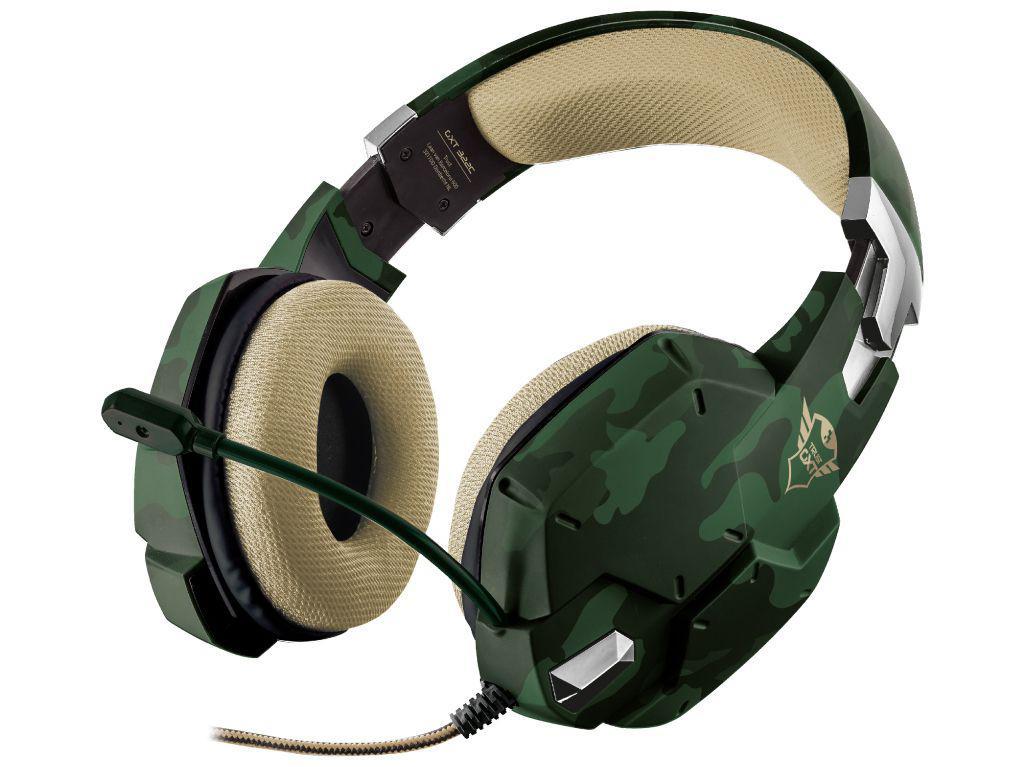 Headset Gamer Trust - GXT 322C CARUS