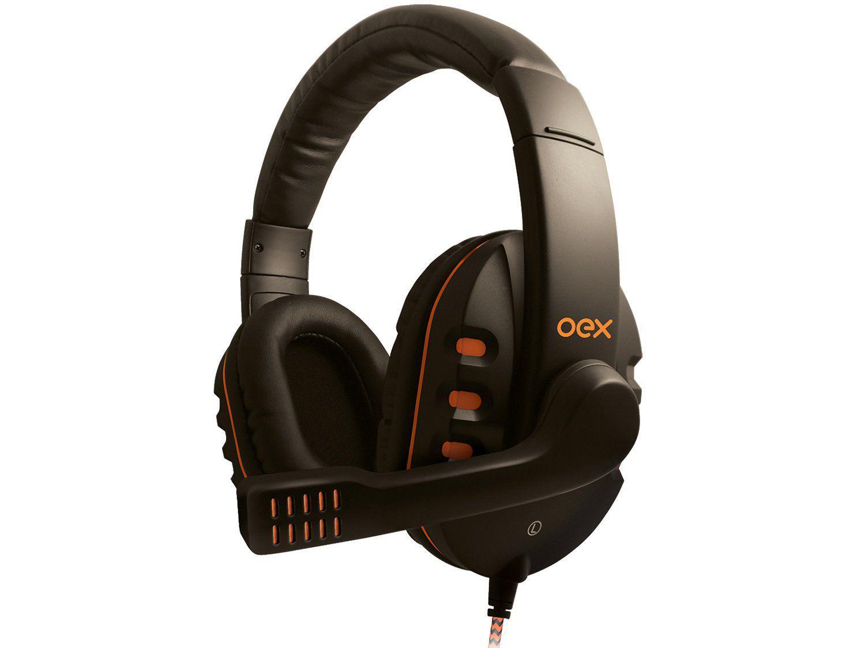 Headset Gamer OEX Action HS200 - para PC