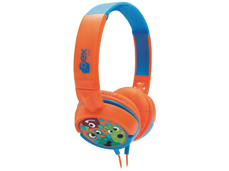 Headphone/Fone de Ouvido OEX Kids - Boo! HP301