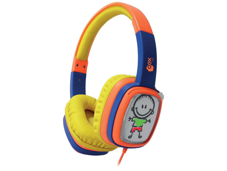Headphone/Fone de Ouvido OEX Cartoon - HP302