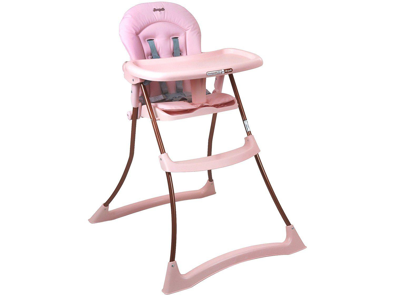 Cadeira de Alimentação Alta Burigotto - Bom Appetit XL 0 a 15kg