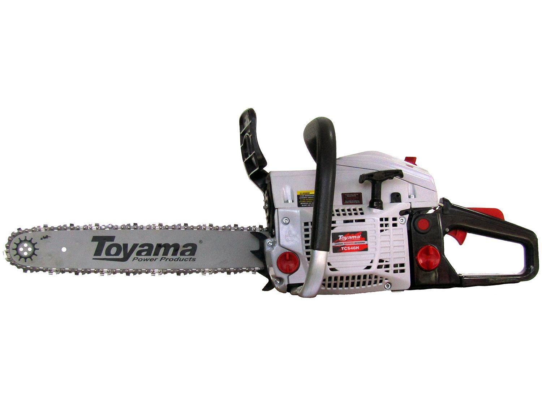 "Motosserra à Gasolina Toyama 46cc 2 Tempos 16"" - 11000RPM TCS46H-GII"