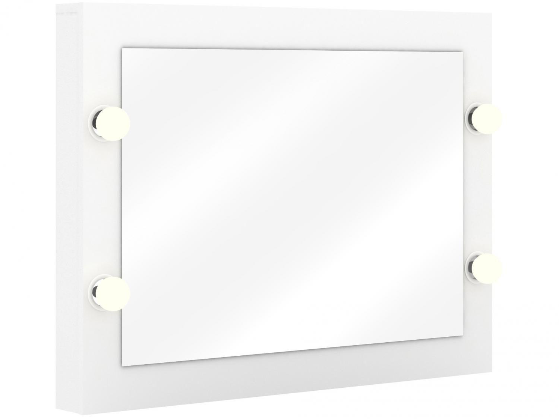 Espelho Camarim Retangular com LED - 68x90cm Tecno Mobili PE2006