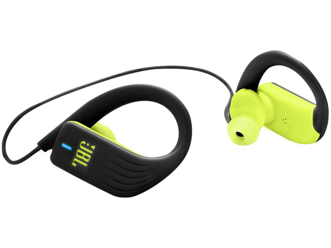 Fone de Ouvido Bluetooth JBL Endurance Sprint - Sport Intra-auricular com Microfone à Prova Dágua