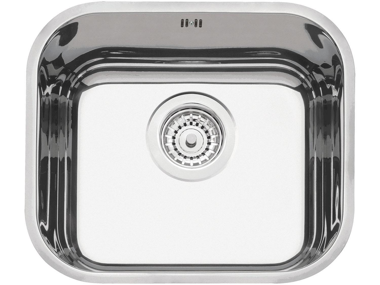 Cuba para Cozinha Tramontina Inox Retangular - 40x34cm Prime 94020203