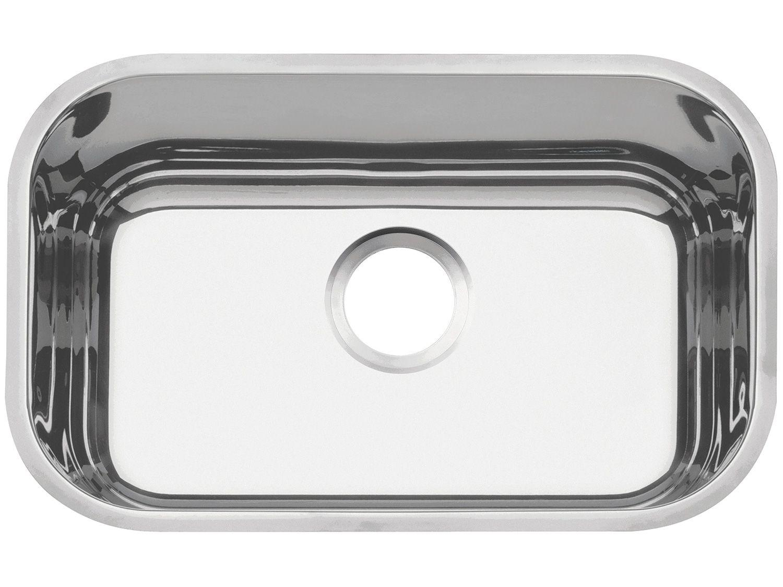 Cuba para Cozinha Tramontina Inox Retangular - 47x30cm Prime 94022206