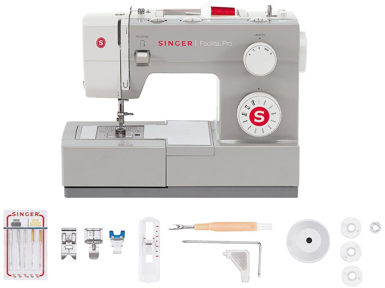 Máquina de Costura Singer Facilita Pro 4411 - Portátil