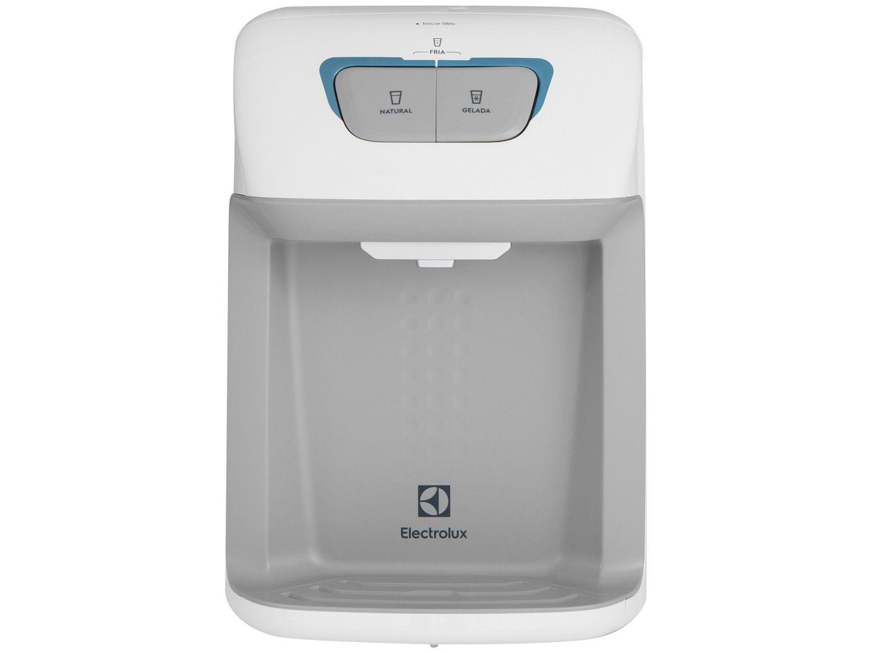 Purificador de Água Electrolux Refrigerado por - Compressor Branco PC41B Água Gelada e Natural