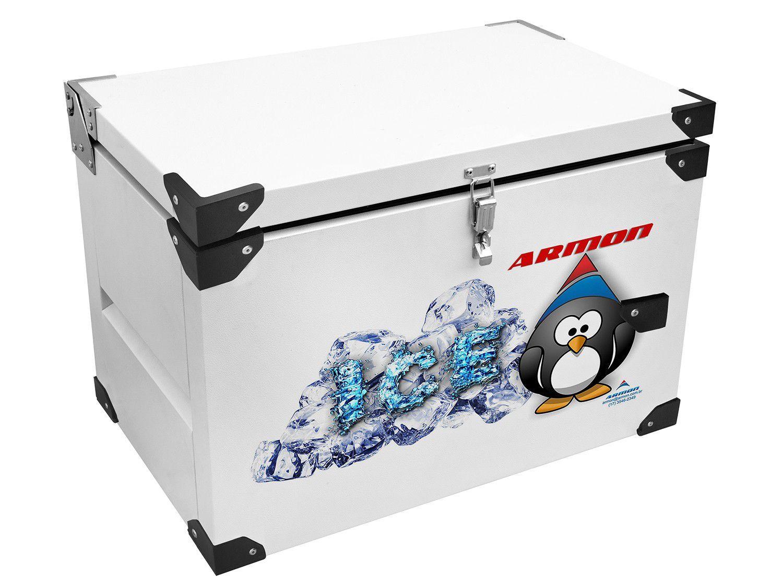 Caixa Térmica Armon 250L - TMI-250 Branca