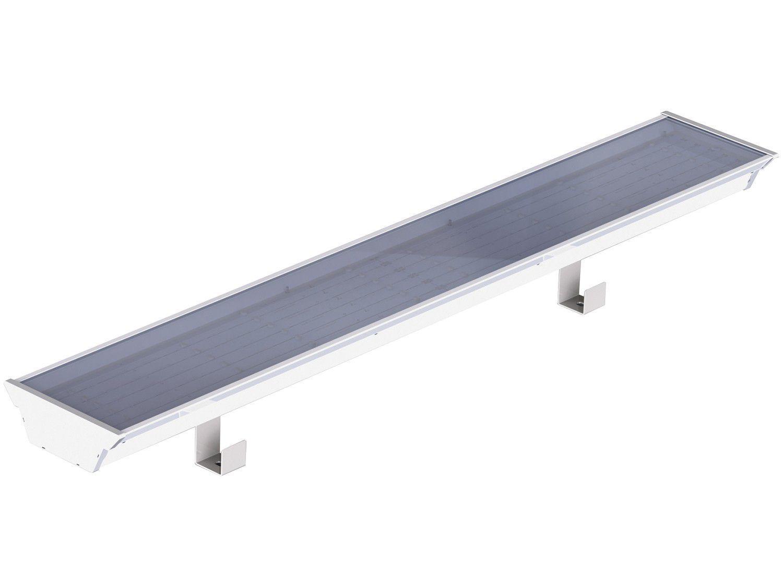 Luminária de LED de Sobrepor Retangular Taschibra - TL Yukon