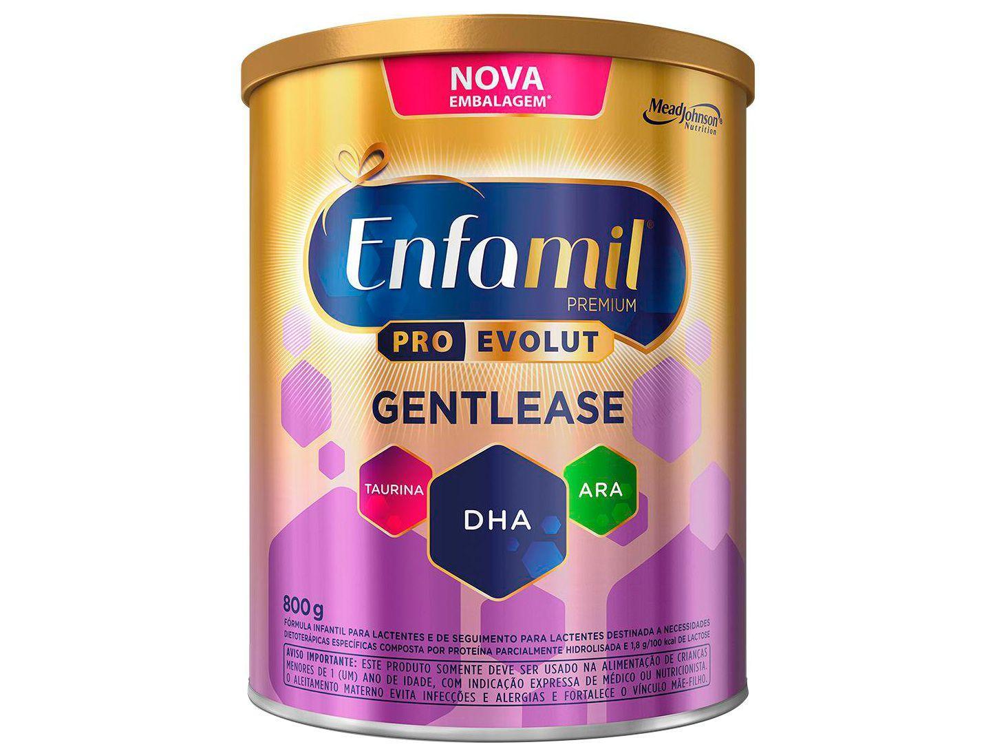 Fórmula Infantil Enfamil Gentlease Premium - 800g 1 Unidade