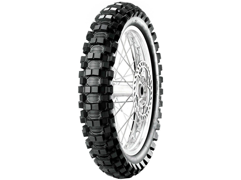 "Pneu de Moto Aro 19"" Pirelli Traseiro 100/90 - Scorpion MX Extra X Cross"