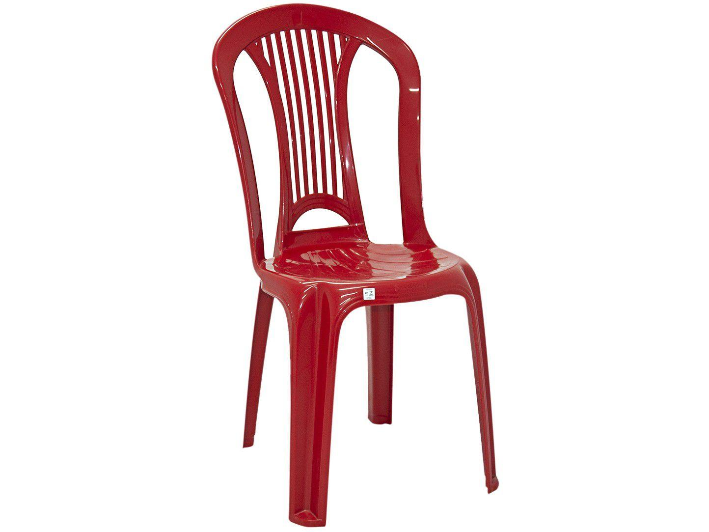 Cadeira Polipropileno Tramontina Basic - Atlântida Economy