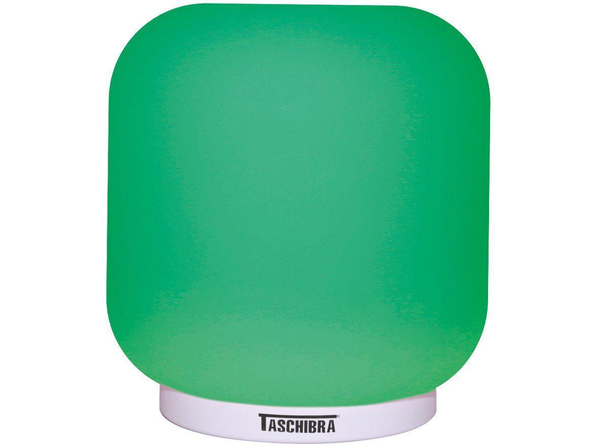 Luminária de Mesa de LED Infantil de Sobrepor Oval - Taschibra Jujuba