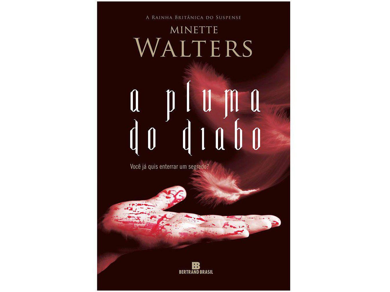 Livro Pluma do Diabo - Minette Walters