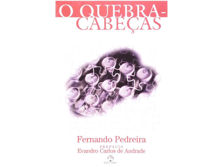 Livro Quebra-Cabeças - Fernando Pedreira