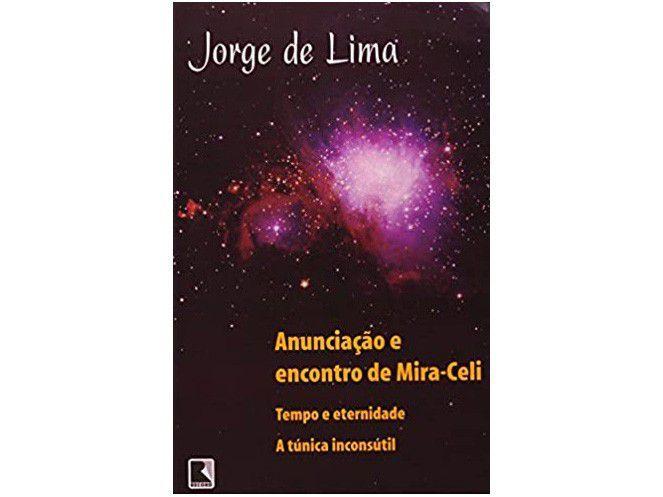 Livro Anunciação e Encontro de Mira-Celi - Jorge de Lima