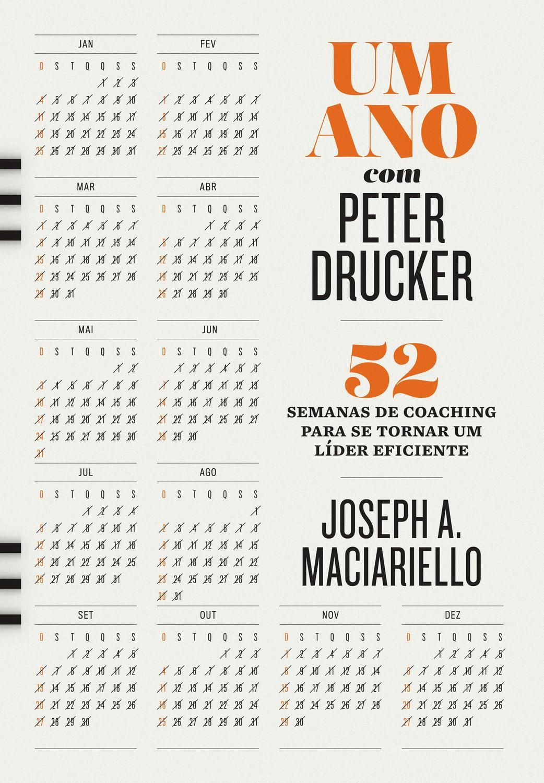 Um ano com Peter Drucker