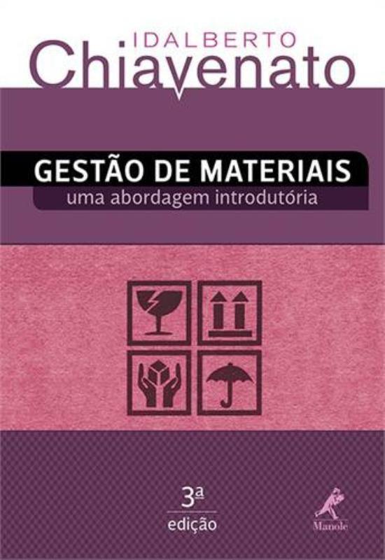 Gestão de materiais - uma abordagem introdutória