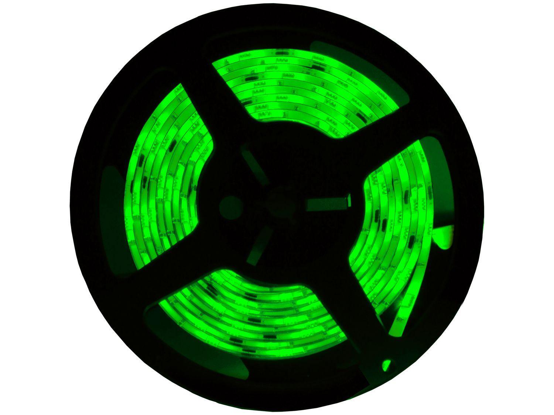 Fita de LED Verde 12V Taschibra - 14040100-03