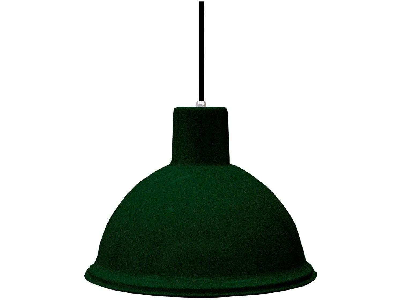 Pendente Verde Iron Marca Taschibra - TD 820