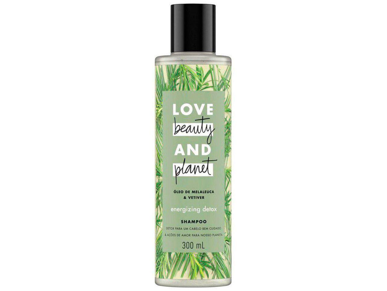 Shampoo Love Beauty and Planet - Energizing Detox Óleo de Malaleuca & Vetiver 3