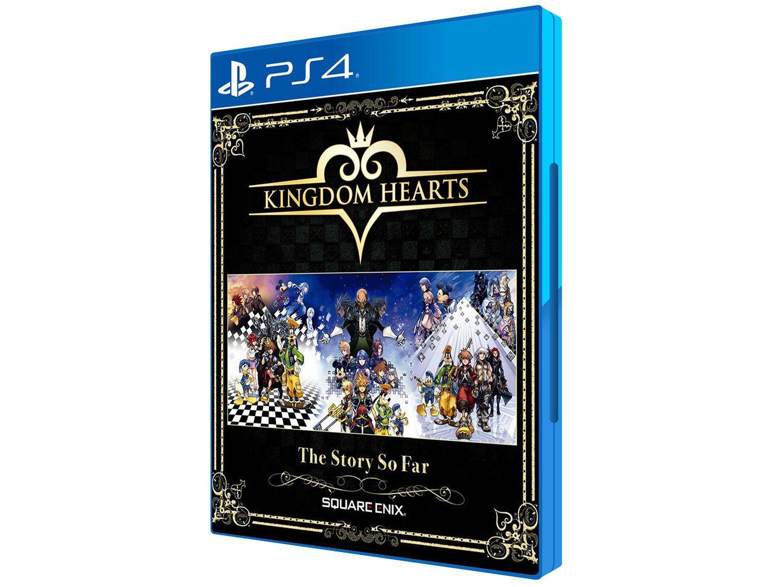 Kingdon Hearts: The Story So Far para PS4 - Square Enix