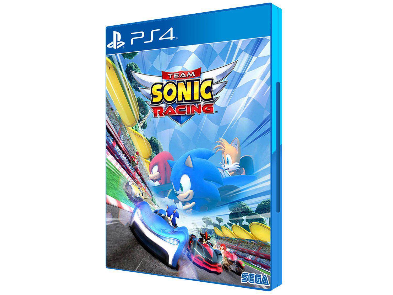Team Sonic Racing para PS4 - Sega