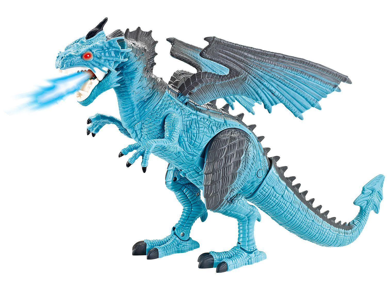Dragão de Brinquedo Mundo Animal - Thorn Polibrinq