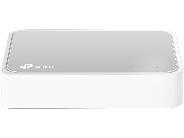 Switch 5 Portas 10/100Mbps - TL-SF1005D TP-Link