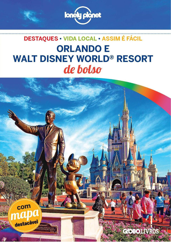 Lonely Planet Pocket Orlando & Walt Disney Resorts