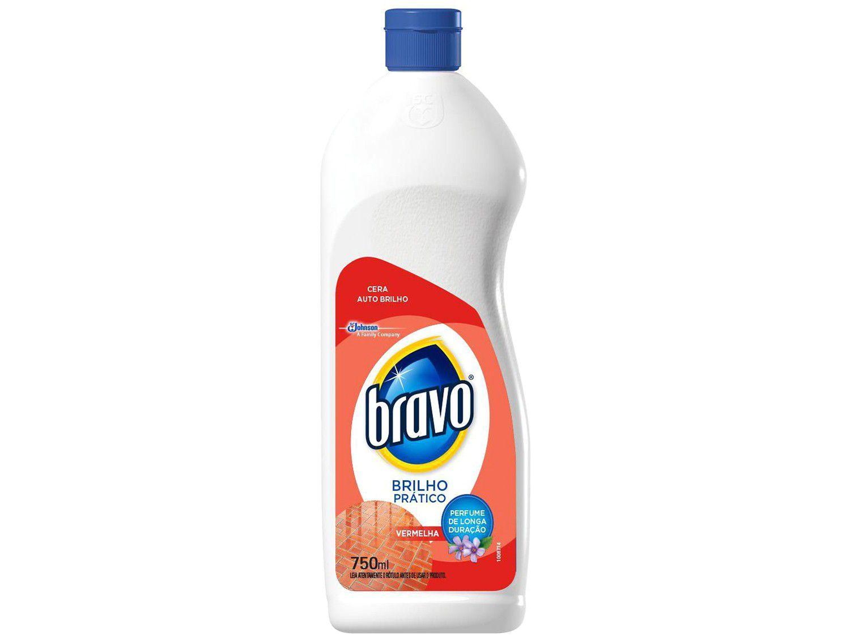 Cera Líquida Bravo Brilho Prático - 750ml
