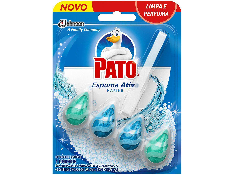 Desodorizador Sanitário Bloco Pato Espuma Ativa - 5g
