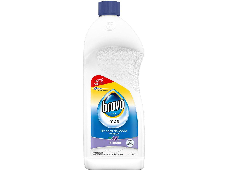 Limpador para Pisos Bravo Multipisos - 500ml