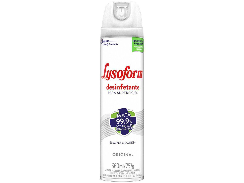Desinfetante Lysoform Para Superfícies - 360ml