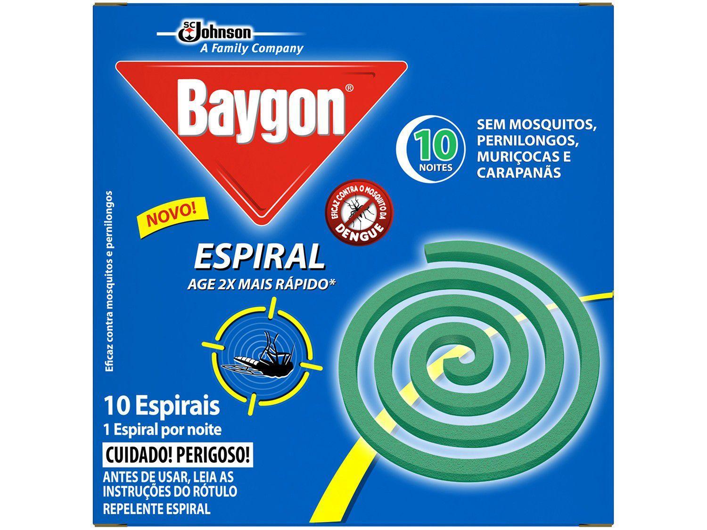 Inseticida Baygon - Espiral