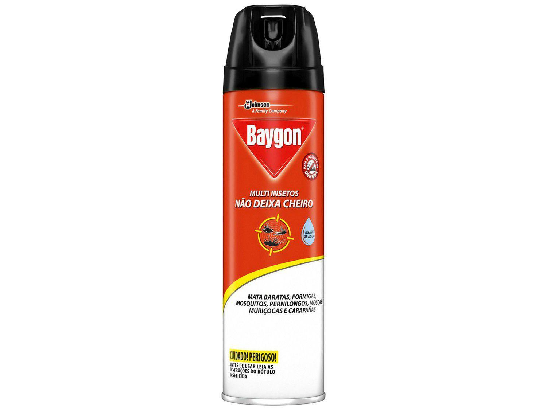 Inseticida Baygon Aerossol Multi Insetos - 285ml