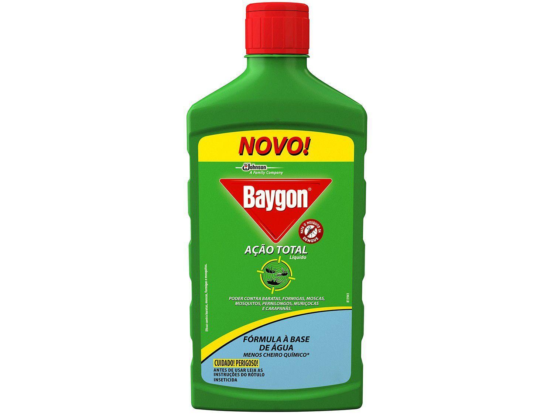 Inseticida Baygon Líquido Ação Total - 475ml